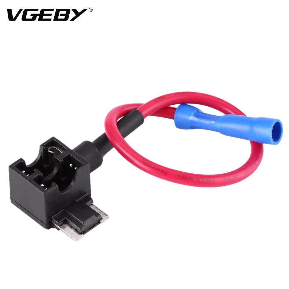 Lighting & Electrical Fuses 5 Pcs Car Auto Fuse Tap Adapter Standard ATO ATC Blade Fuses Holder Small Size and Excellent Performance