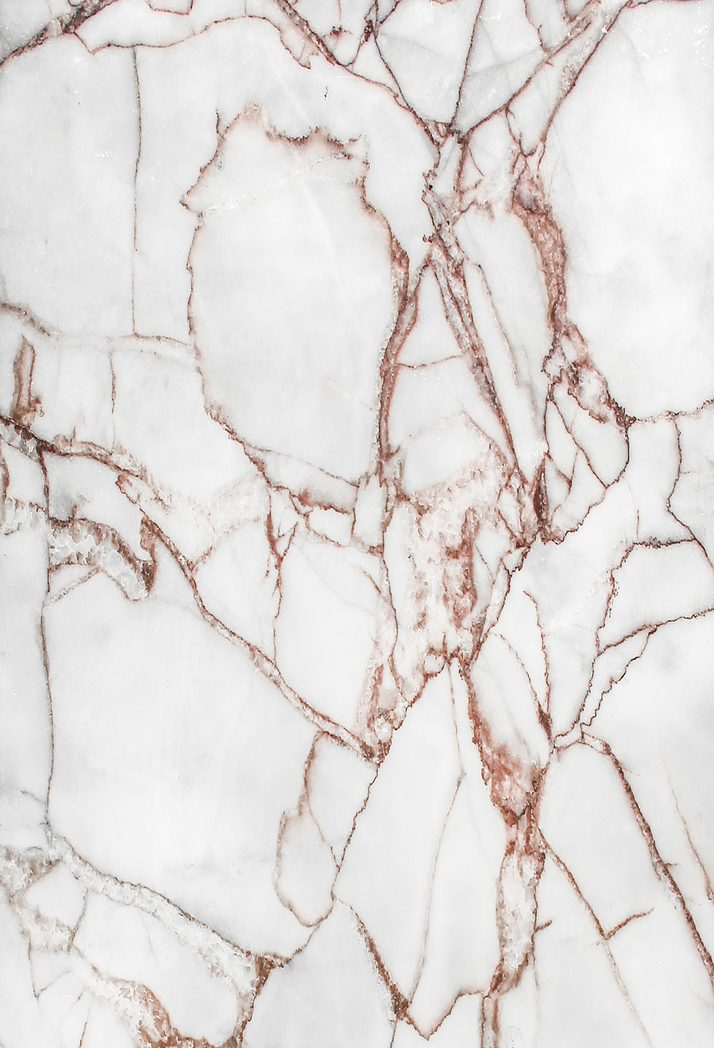 Marble White And Rust Colored Texture Backdrop For