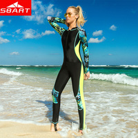 2019 New Sbart Summer Women Slim Wetsuits One Piece Swimwear Push Up Female Surfing Diving Swimsuits Wetsuit Swimming Bodysuit