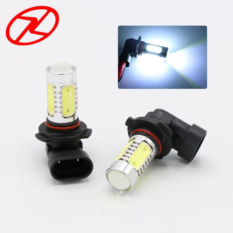 2 יחידות 9006 HB4 LED רכב ערפל אור 7.5 W כוח - אורות רכב