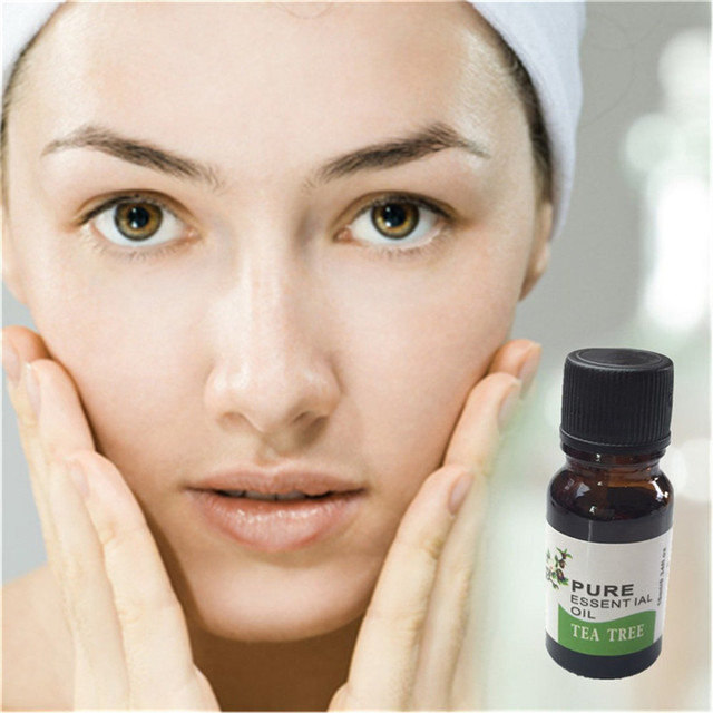 Powerful Acne Remover 100 Pure Tea Tree Essential Oil For Acne