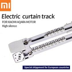 Электрический шторный трек для Xiaomi aqara/Dooya KT82/DT82 мотор настраиваемый Супер Довольно для умного дома для основной страны ЕС