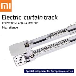 Elektrische Gordijn Track Voor Xiaomi Aqara/Dooya KT82/DT82 Motor Aanpasbare Super Heel Voor Smart Home Voor Eu belangrijkste Land