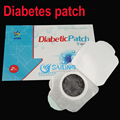 50 pcs Chinese natural herbs plaster diabetes patch medications treatment cure diabetes reduce high blood sugar product