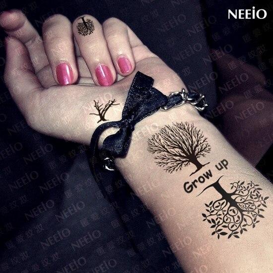 Gorąca Sprzedaż Transferu Naklejki Tatuaże Tymczasowe Ciała