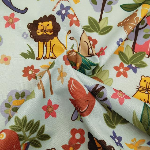 Frete grátis 3 M 100% poliéster impermeável PUL fralda material, TPU tecido laminado respirável para o bebê fralda de pano fraldas