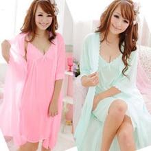 2016 summer New Arrival Sleepwear,Fashion v-neck emale Silk Nightgowns & Sleepshirts,Hot Sale Women Nightwear vestidos Plus Size