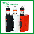 100% Original Kangertech KBOX TC 120W Mod + Vaporesso TARGET Pro Tank Atomizer using CCELL SS Coil without 18650 Battery