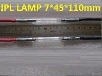 7*45*110MM IPL SHR e light xenon lamp for sale