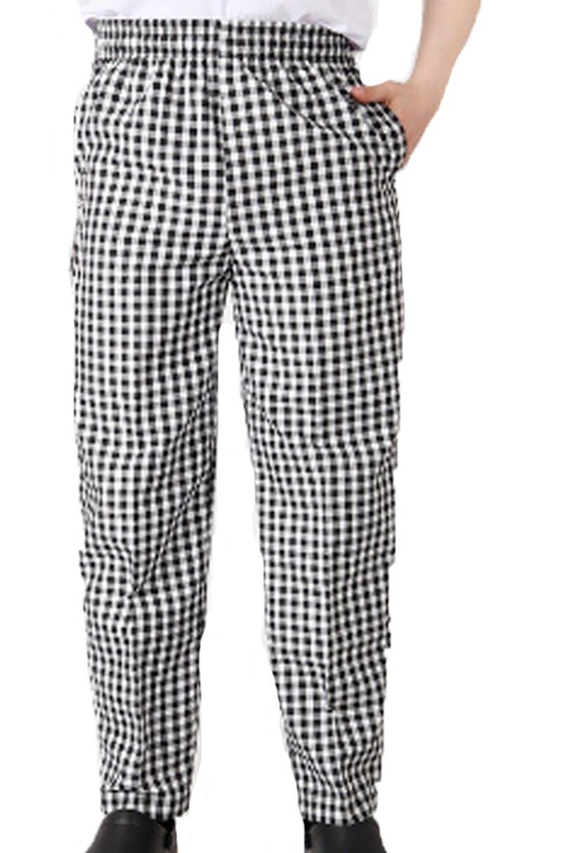 Compra baratos uniformes de chef online al por mayor de china mayoristas de baratos uniformes - Pantalones de cocina ...
