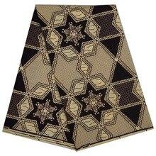 Elegant 2018 ankara fabric african real wax print african fabric wax print ghana wax print fabric 100% polyester wax