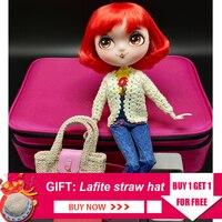 Фабрика Sweetpea BJD кукла 1/6 индивидуальные макияж лицо 26 см кукла на шарнирах для девочек Reborn Детские игрушки для детей одеваются Игры