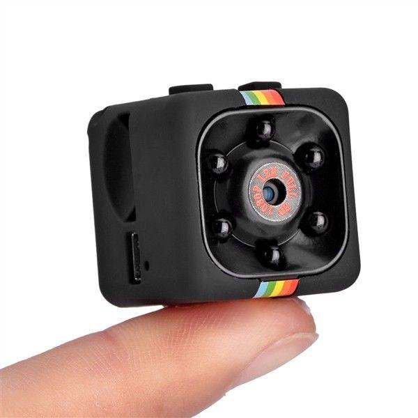 HD 1080P Mini Camera SQ11 Sport DV Infrared Night Vision Monitor Concealed small Camera Car DVR Recorder Camcorder cooljier sq11 mini camera hd 1080p sq12 sport dv infrared night vision monitor concealed small camera dvr micro camcorder
