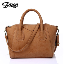 ZMQN Women Shoulder Luxury Bags Handbags Women Famous Brand Nubuck Leather Vintage Cheap Bag Wholesale Bolsa Feminina Small C626