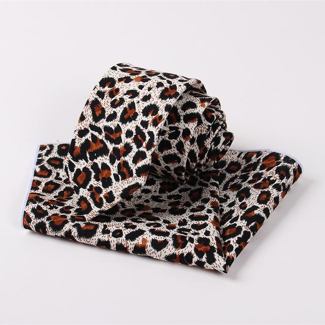 Corbatas para hombre 100% Algodón de Moda Impresa 6.5 cm + Tie + Pocket Square Pañuelo Corbatas Set Para Casual de Negocios de La Boda celebración de días Festivos