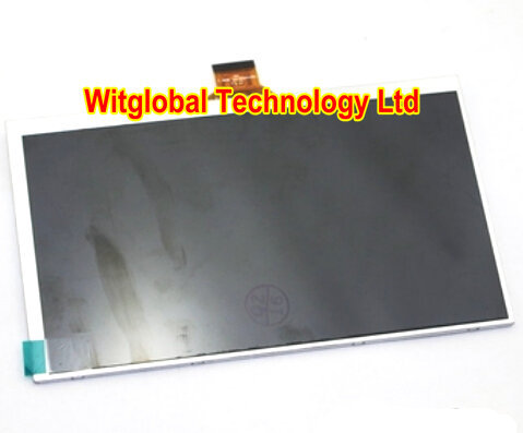 New LCD display matrix For 7 Oysters T74MRI 3G Tablet inner LCD Screen Panel Module Replacement Free Shipping new lcd display matrix for 7 nexttab a3300 3g tablet inner lcd display 1024x600 screen panel frame free shipping