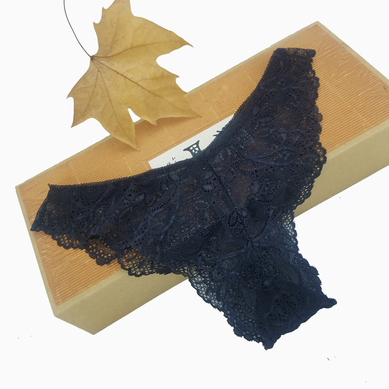 Women Lace G-Strings Shorts Briefs Sexy Underwear Ladies Panties Lingerie Bikini Underwear Pants Thong Intimate Wear 1pcs 11162