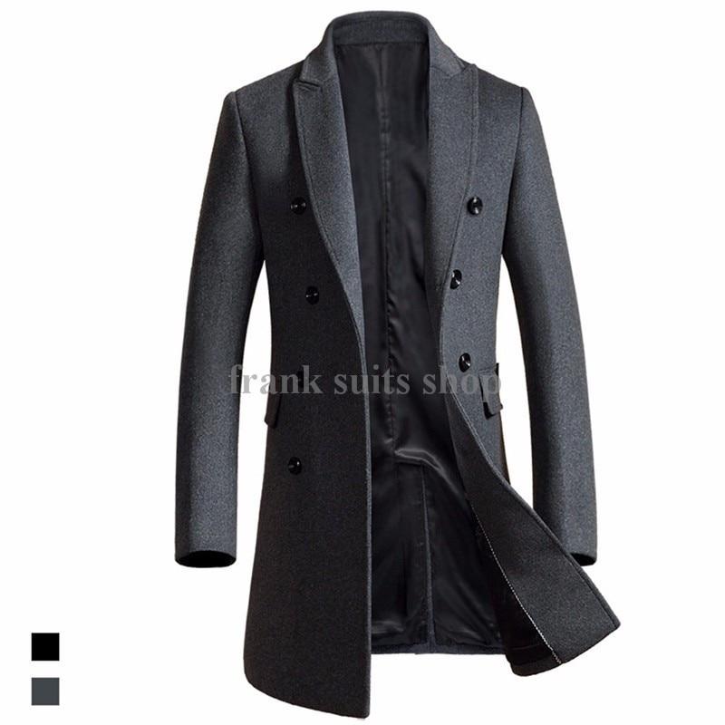 Popular Custom Mens Coats-Buy Cheap Custom Mens Coats lots from ...