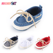 Canvas Boy shoes Spring Toddler First Walkers Newborn 0-18month Baby Shoes Breathable Mixed Color Anti-Slip Casual