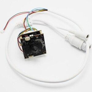 Image 5 - AHWVE Mini Macchina Fotografica del IP di POE Bordo del modulo con IRCUT CCTV FAI DA TE Per La Cupola Macchina Fotografica Della Pallottola 1080P 2MP Mobile APP XMEYE Obiettivo di 3.7mm