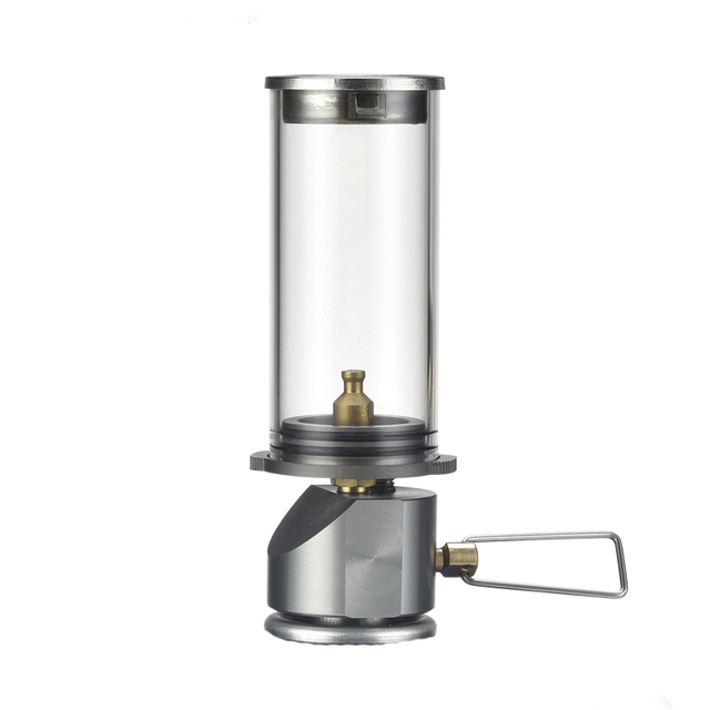 Dreamlike Candle Lamp Portable Outdoor Camping Light Gas Lighting Camping  Lamp Tent Gas Camp Lamp Gas