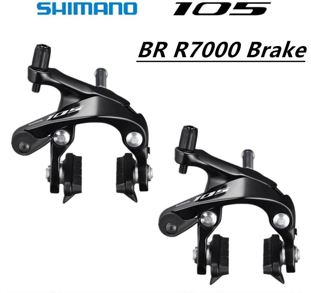SHIMANO 105 frein vélo de route BR R7000 double Pivot étrier de frein R7000 vélos de route étrier de frein avant et arrière 5800