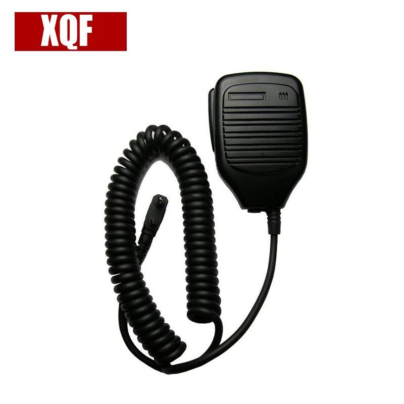 XQF KMC-21 Speaker Microphone for Kenwood Puxing Wouxun Baofeng Quansheng  radios