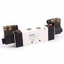 4V420-15 5 порты 2 Позиция двухмагнитный Пневматика клапан 1/2 «BSPT