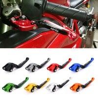 CNC Motorcycle Brakes Clutch Levers For Aprilia TUONO RSV MILLE R FALCO SL1000 1999 2003 2004