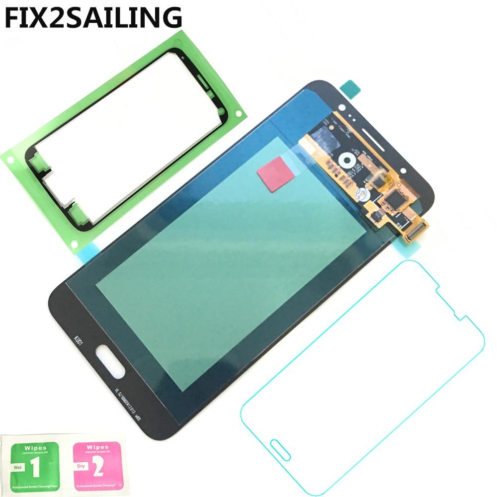 LCD Affichage J710 100% Testé Travail Tactile Écran Super AMOLED Pour Samsung Galaxy J7 2016 J710 J710FN J710F J710M J710Y