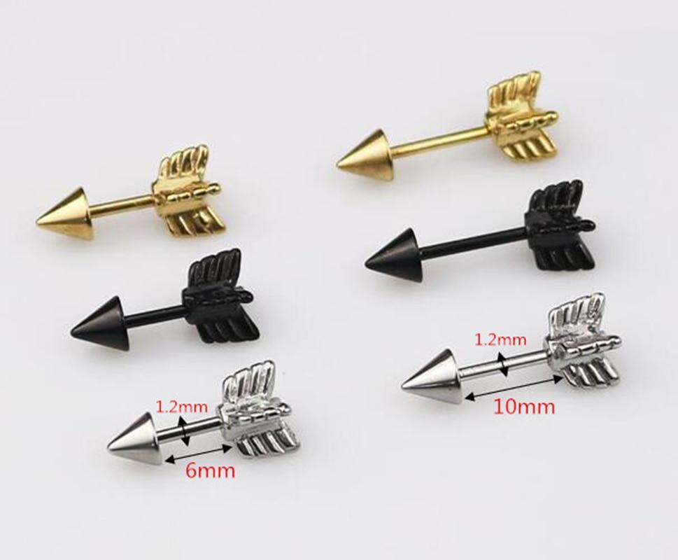 20PCS / PACK piløreringer øreringer i kvinne mote øreringe kule - Mote smykker - Bilde 6