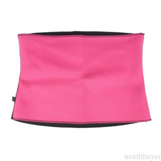 Mulheres Esporte Proteger a cintura Cintura Pós-parto Recuperação Barriga Barriga Cinto Slimming Body Shaper Banda de Apoio