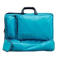 Waterproof Sketch Drawing Board Travel Shoulder Portabl Sketchpad Bag Art Supplies