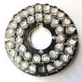 36 LEDs 5mm Infrared IR 60 Degrees Bulb LED Board For CCTV Camera