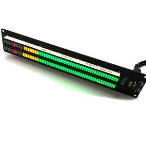 Image 4 - CLAITE Kit de Medidor de VU de espectro musical Binaural con carcasa, AS60, doble canal, 60 segmentos, 1 ud.