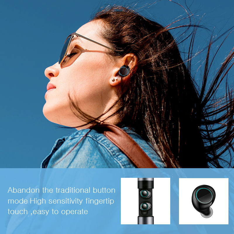 Mifa-X1-Wireless-TWS-Bluetooth-Earphone-Touch-Control-3D-stereo-headphone-headset-with-Microphone-And-Power (5)
