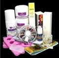 Del Arte del clavo Inclina el Kit DIY Líquido de Acrílico Del Polvo de Uñas de Arte Conjunto de Herramientas de BRICOLAJE Kit