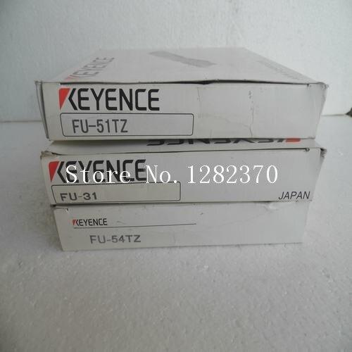 [SA] new Japanese original authentic KEYENCE sensor FU-51TZ spot --5PCS/LOT dhl eub 10pcs original for keyence new fu 77 sha22 fu77 fiber amplifier sensor 15 18