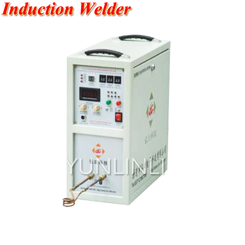 18KW High Frequency Induction Welder Good Quality 220V Induction Welding Machine MIG Welder KX-5188A18
