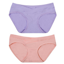 Pregnant Underware Maternity Low waist Underwear Cotton Maternity Panties Maternity Underwear for Pregnant