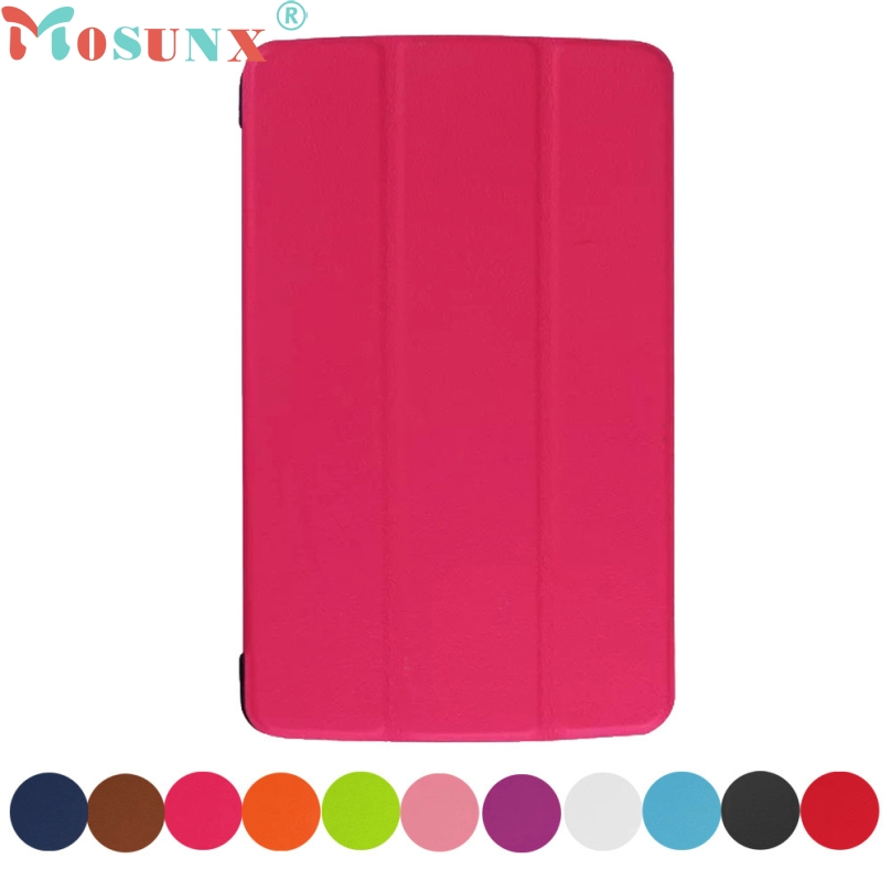 Fashion Design 11 Colors Optional Leather Flip Stand Case For LG GPAD 8.3 X Tablet Back Protective Back Cover CY0724