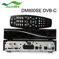 Dm800se receptor de satélite DVB-C DM800HD SE Cable sintonizador DVB 800HD Cable SE-C receptor DM800 HD SE Engima2