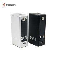 Authentic Sbody Macro DNA75 Box Mod V1 Evolv 75w Chip Vape Mod Fit 18650 Battery RDA.jpg 220x220 - Vapes, mods and electronic cigaretes