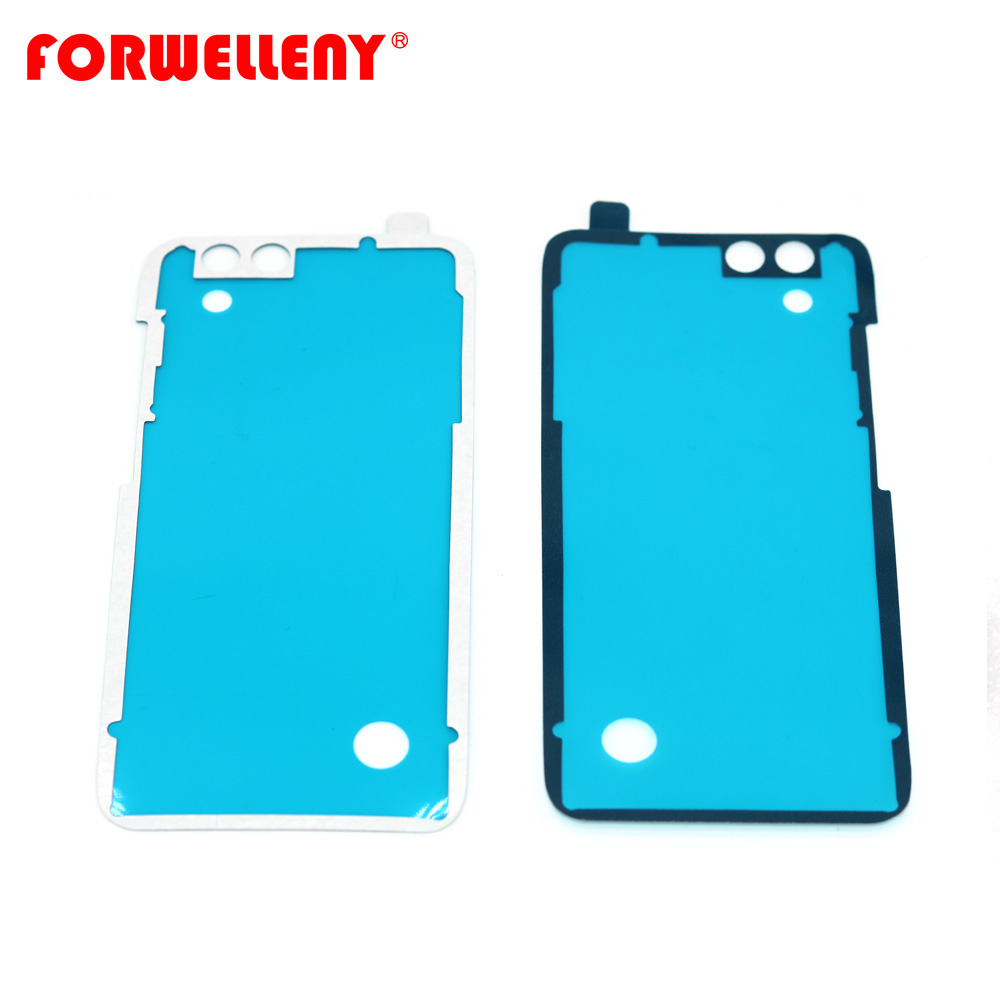 For Xiaomi Mi 6 Mi6 Back Glass Cover Adhesive Sticker Stickers Glue Battery Cover Door Housing