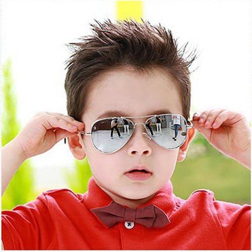 Sunglass For Kids  aliexpress com children coating sunglass boys mirror