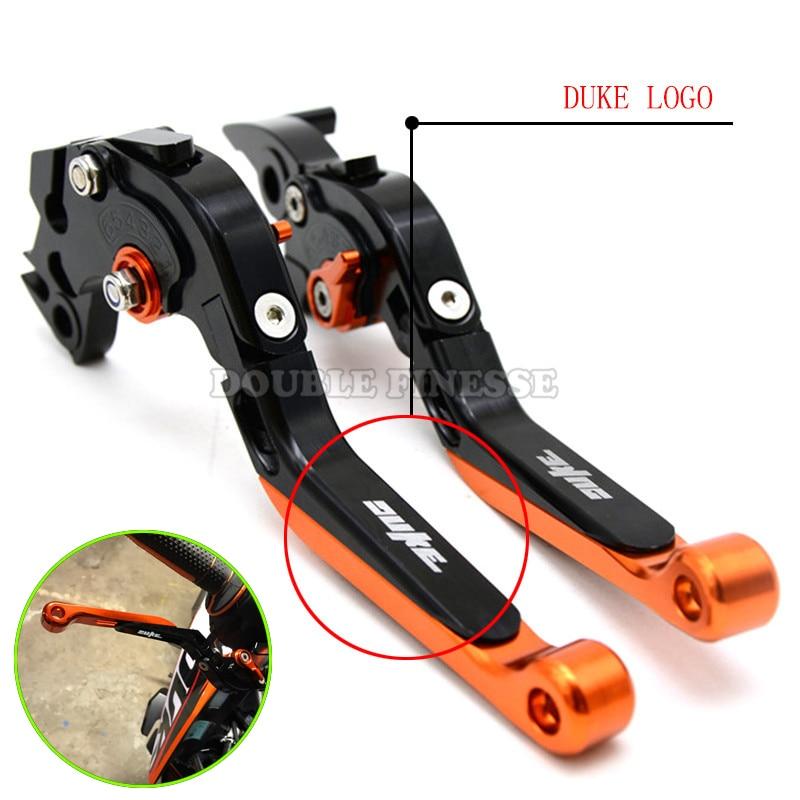 ФОТО CNC Racing Adjustable Foldable Extendable Motorbike Brakes Clutch Levers For KTM 690 Duke 08 09 10 11 990 SuperDuke 05-10 11 12