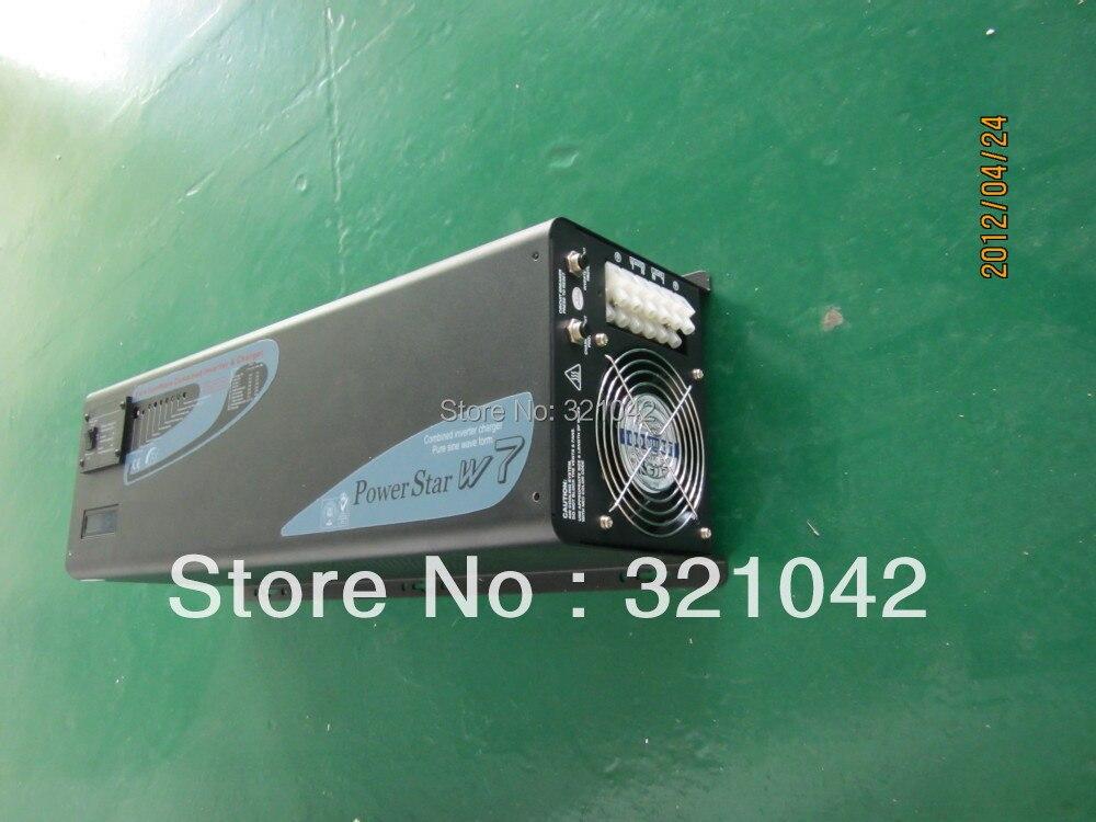 peak power 6000W APS2000W DC12V/ 24V/48V frequency inverter+ AVR,LCD screen, battery priority,wood carton packing колодки резьбовые peak под v brake 70мм
