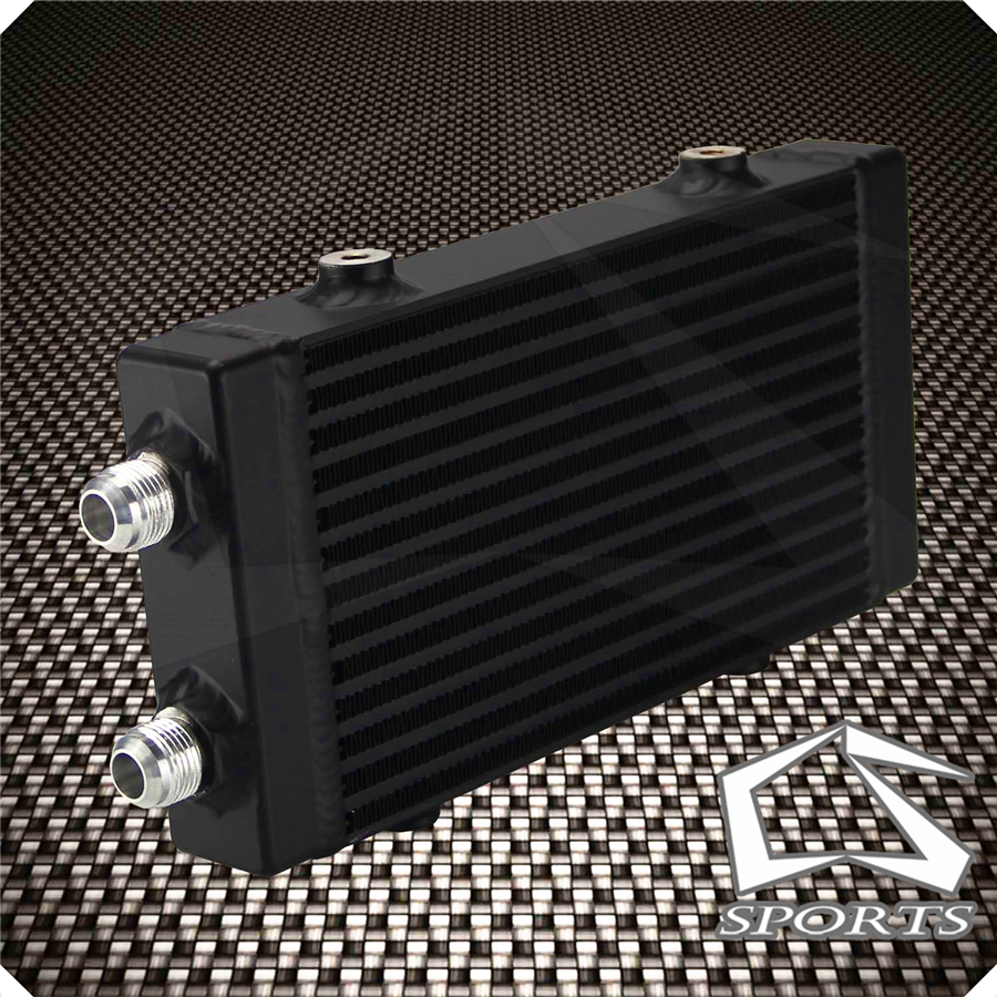Universal Small Bar and Plate Dual Pass Oil Cooler Core:9.5
