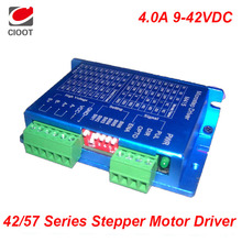 Low Noise 42/57 Series Stepper Motor Driver CNC 4.0A Stepper Motor Controller For 3D Printer and Engraving Machine