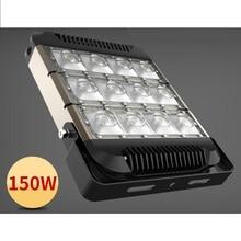 Newest slim led flood light 50W 100w 150w 200w high lumens spotlight outdoor lamp AC85-265v